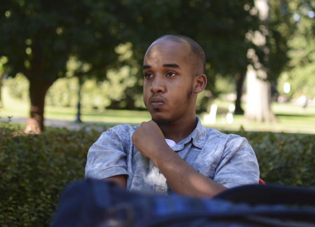 Abdul Razak Ali Artan was the Somali-born Ohio State University student who plowed his car into a group of pedestrians on campus and then began stabbing people with a knife, Monday, Nov. 28, 2016. ...