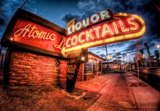 Atomic Liquors is hosting their 4th-annual speakeasy party on Sunday. (Facebook)