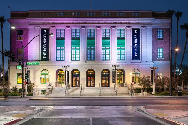 The Mob Museum, The National Museum of Organized Crime and Law Enforcement, will recognize Repeal Day—the most spirited date on the calendar—with a series of events to be held December 1 throu ...
