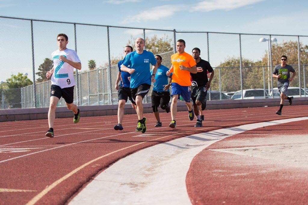 2015 City of Las Vegas Corporate Challenge