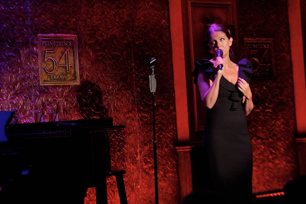 A.J. Lambert, granddaughter of Frank Sinatra, will perform a monthly residency at The Space beginning in January. (A.J. Lambert)