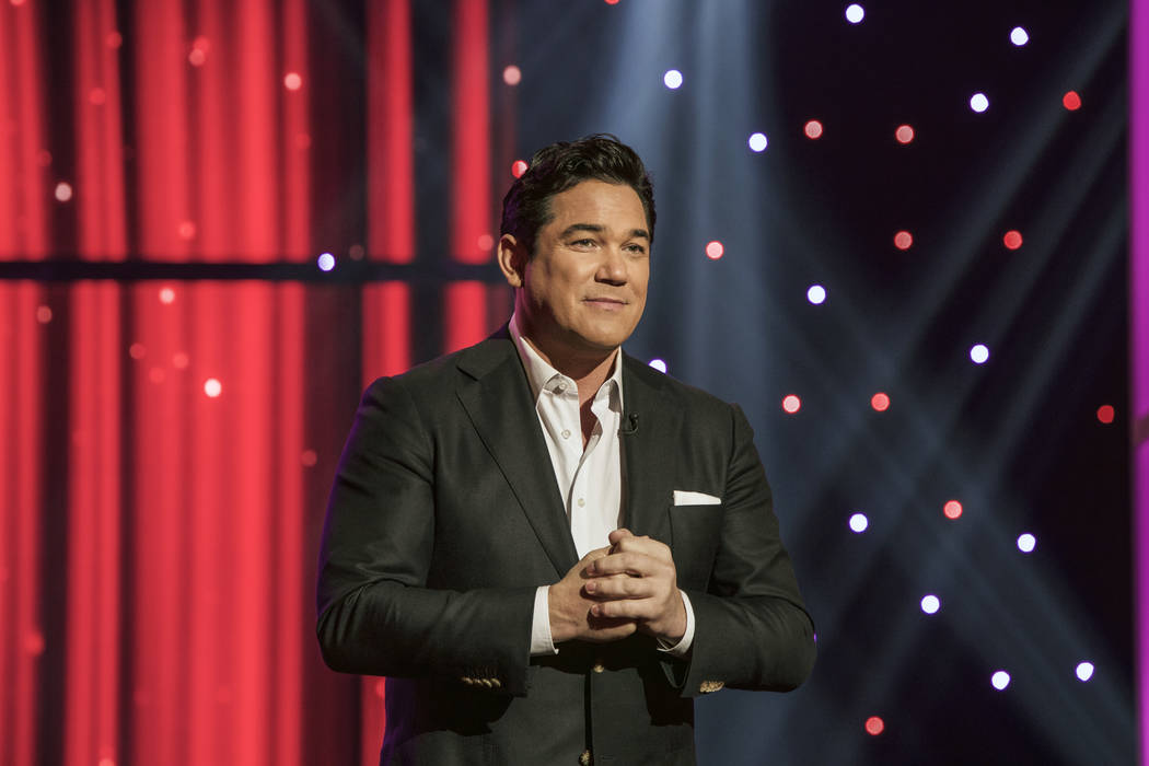 """Dean Cain is the host of """"Masters of Illusion"""" on The CW Network. (Masters of Illusion)"""