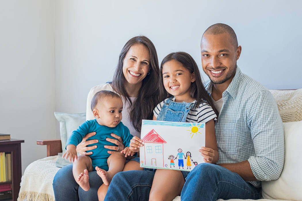 The average rate you'll pay for a 30-year fixed mortgage is 4.44 percent, a decrease of 5 basis points over the last week. (Thinkstock)