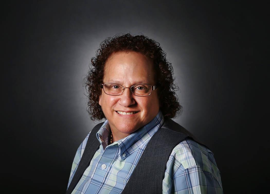 Barbara Holland, Regional Manager at FirstService Residential, poses for a photo on Monday, April 30, 2018, in Las Vegas. Bizuayehu Tesfaye/Las Vegas Review-Journal @bizutesfaye