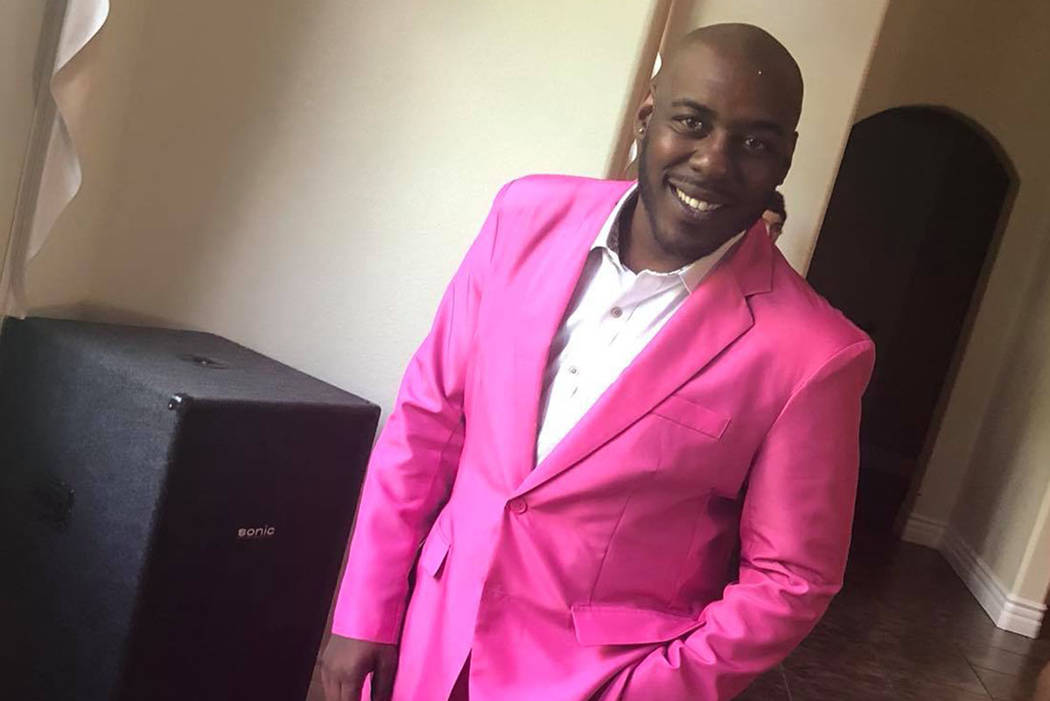 Darnell Morgan of Atlanta was attacked at the Hard Rock Hotel in Las Vegas on June 17 for being gay. He was visiting Las Vegas for the his sister's wedding. (courtesy of Darnell Morgan)