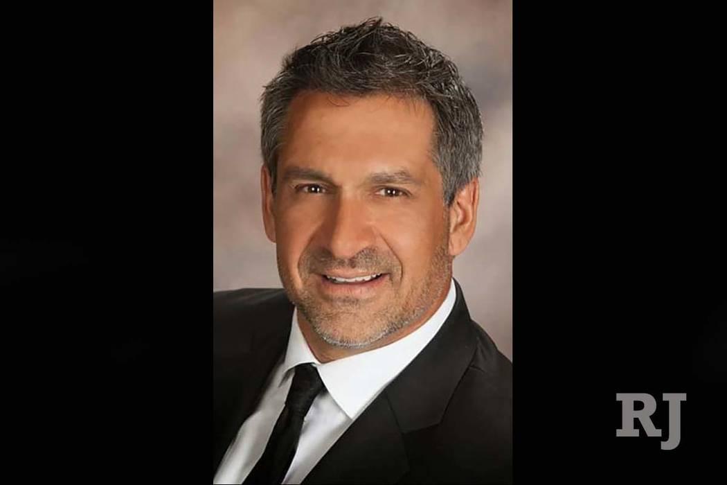 David Marlon, candidate for Ward 1 of the Las Vegas City Council (David Marlon campaign)