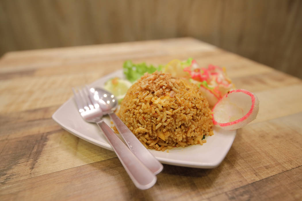 Nasi Goreng Indonesian fried rice (Getty Images)