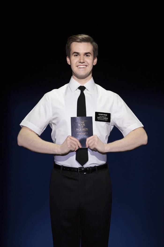 """""""The Book of Mormon"""" (Julieta Cervantes)"""