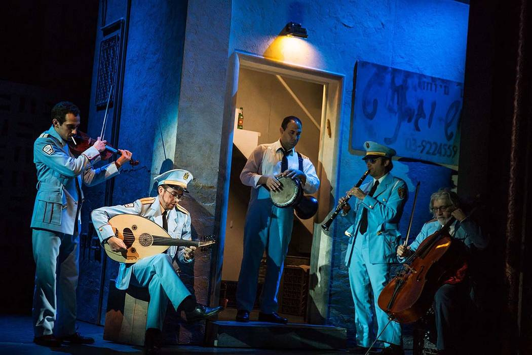"""""""The Band's Visit"""" is one of the offerings of the The Smith Center's Broadway series for 2019-20. (Matthew Murphy)"""