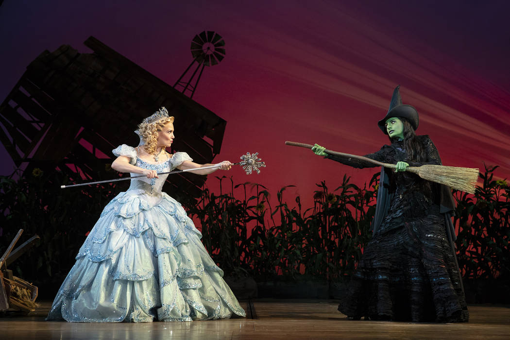 """""""Wicked"""" (The Smith Center)"""