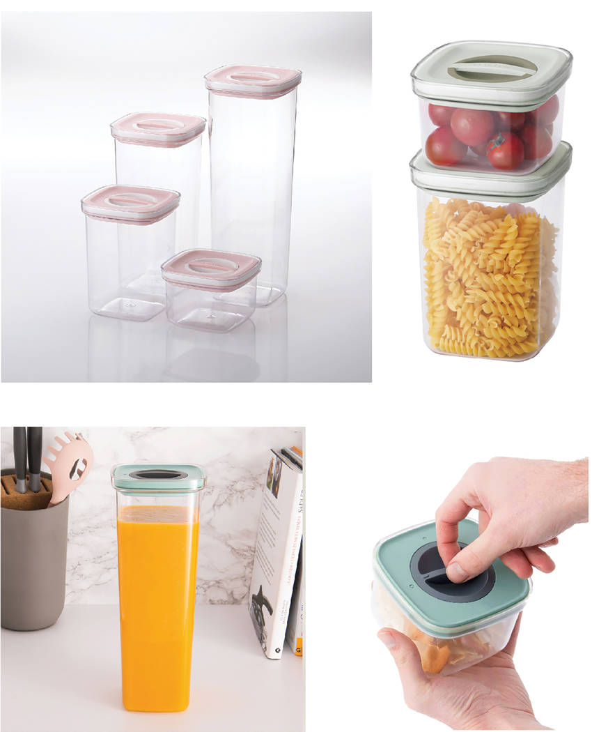 Neoflam Americas Smart Seal food storage system