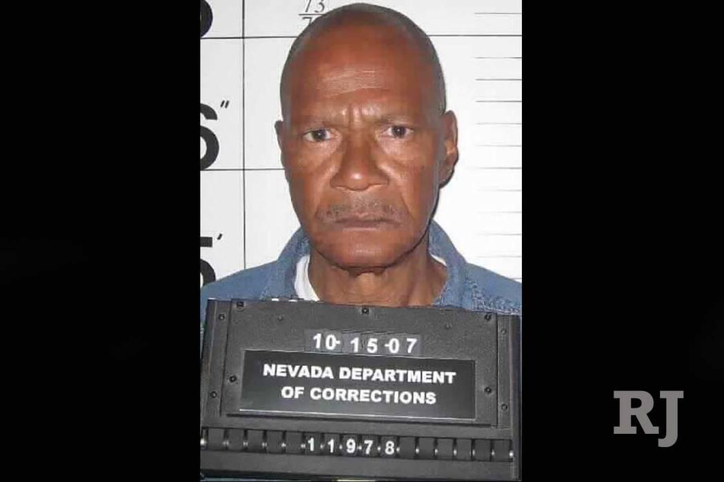 John Odoms (Nevada Department of Corrections)
