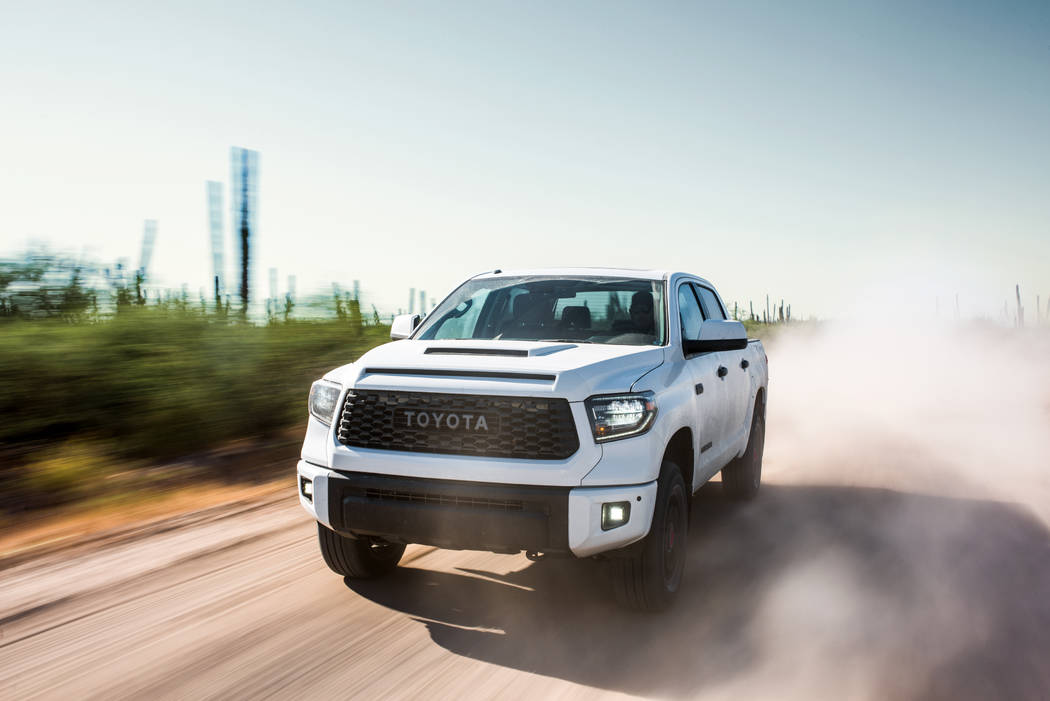 In 2019, Tundra TRD Pro returns to the Toyota truck lineup. Featuring new Fox Internal Bypass shocks at all four corners, Rigid Industries fog lights and new forged aluminum BBS wheels, TRD Pro of ...