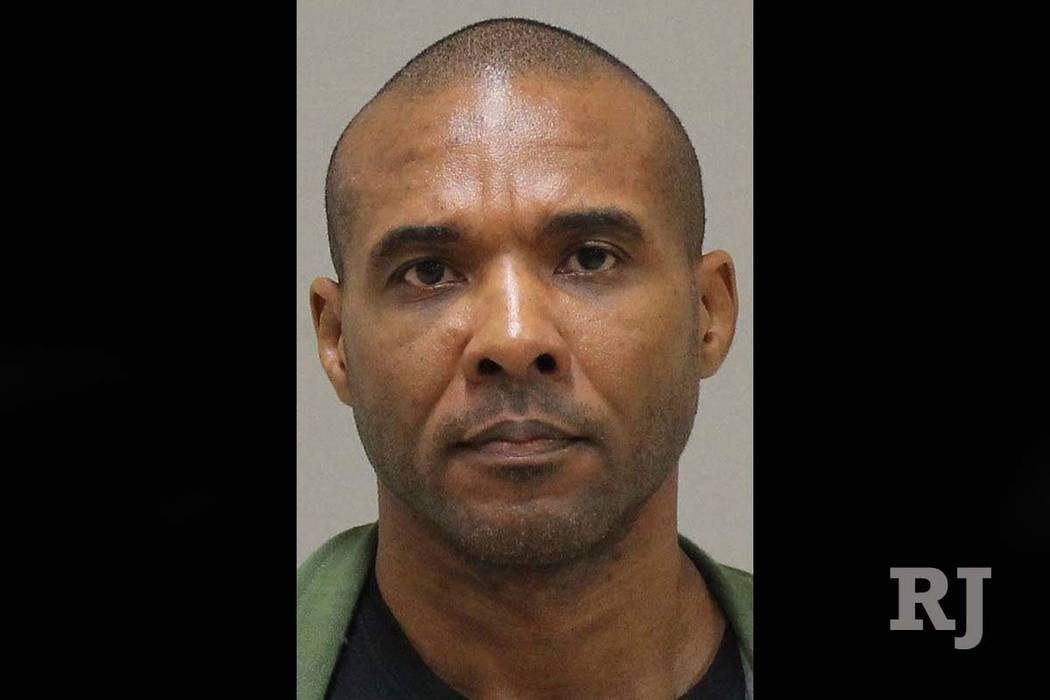 Cedric Marks was found hiding in a trash can and surrendered without incident after a nine-hour manhunt for the MMA fighter wanted in two killings. (AP)