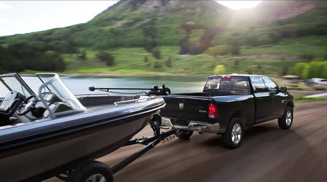 The 2019 Ram 1500 Classic is available at all Chapman dealerships. (Ram)