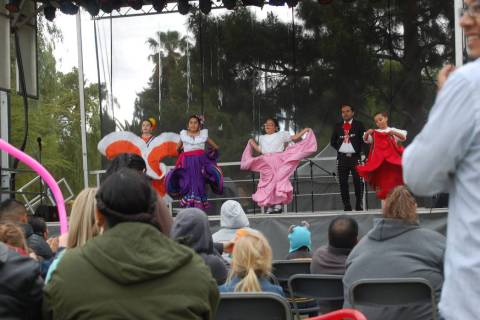 The annual Children's Festival, hosted by Clark County Parks and Recreation, is expected on S ...
