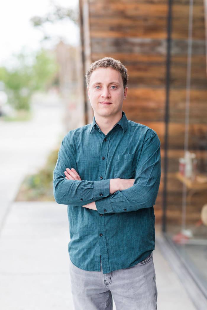 Breadware co-founder Daniel Price. (Courtesy)