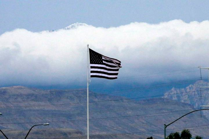 It will be windy and warm on Friday in the Las Vegas Valley before winds slow for the weekend. ...
