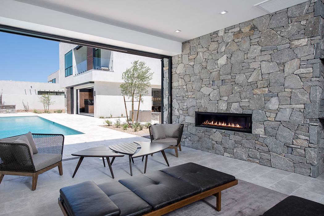 The homes features indoor/outdoor living features. (Jewel Homes)