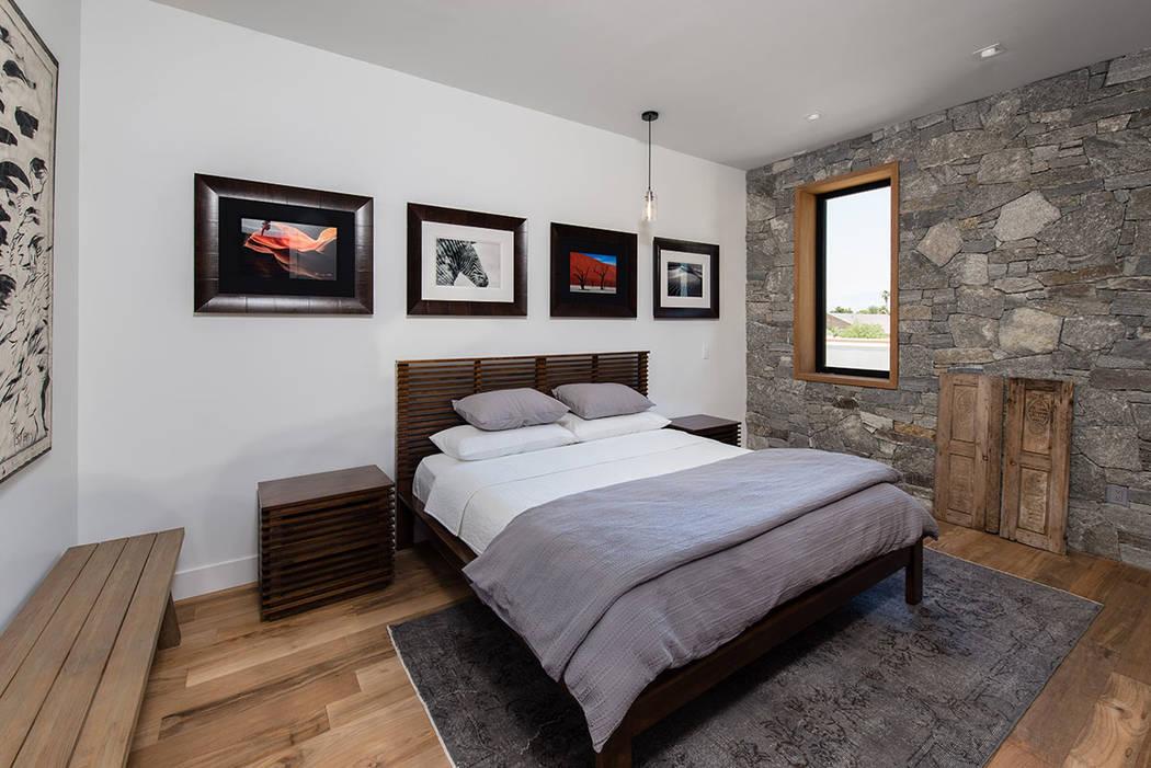 A guest bedroom. (Jewel Homes)