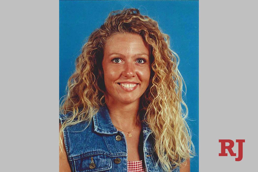 Former UNLV two-sport athlete LeAnn (Kazmer) Golembiewski died on Saturday at 45. (Photo courte ...