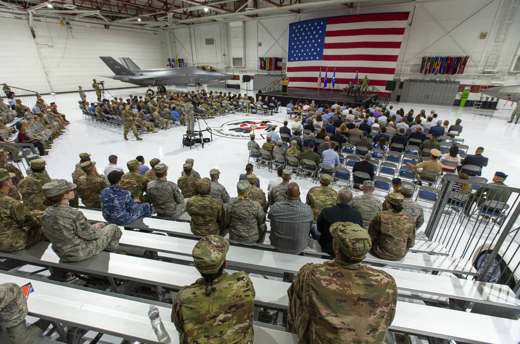 Assumption of Command Ceremony for Maj.Gen. Charles Corcoran who assumes command of the U.S. Ai ...