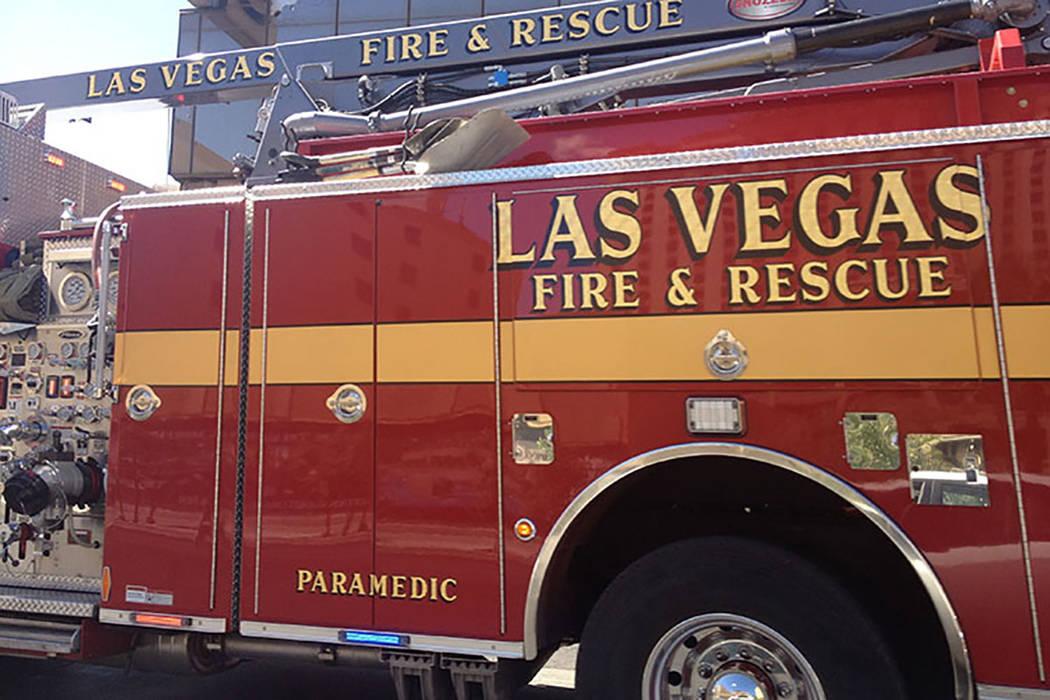 Las Vegas Fire & Rescue (Las Vegas Review-Journal)