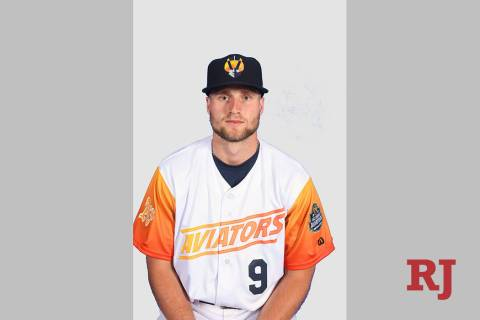 Aviators Seth Brown (Las Vegas Aviators)