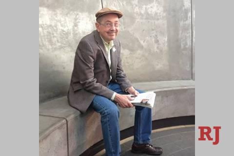 Former Las Vegas Review-Journal reporter Dave Palermo. (LinkedIn)