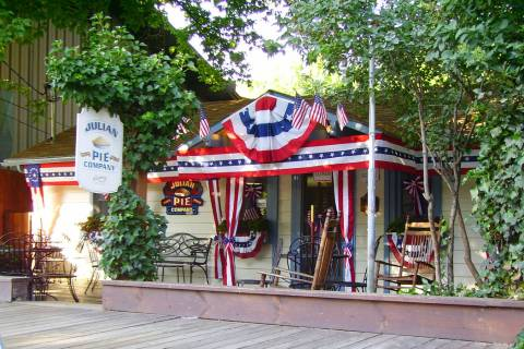 Julian, California, has been known for its world-class apples since 1893, when the fruit took t ...