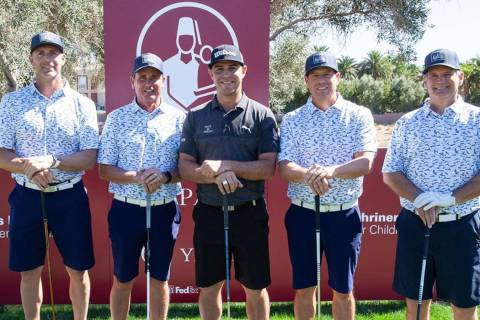 As of Jan. 1, 2020, amateur golfers, like those that participated in the Shriners Open Clash of ...