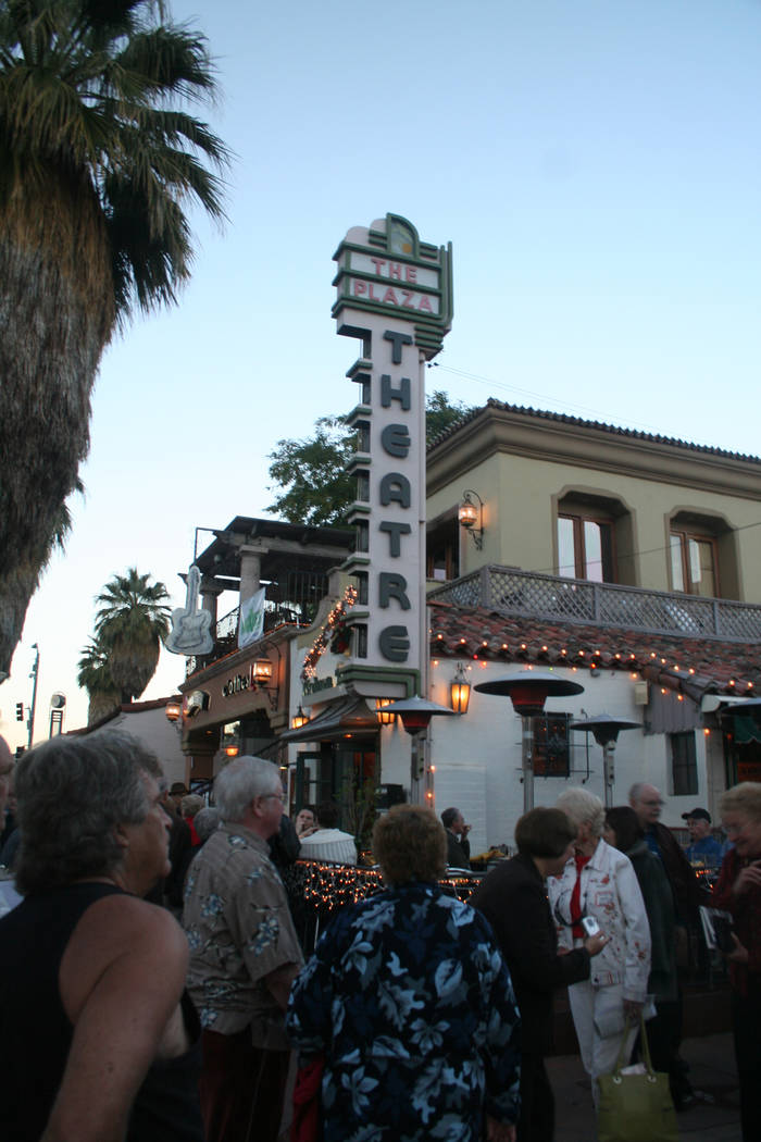 Crowds descend on Palm Springs each January for the Palm Springs International Film Festival, w ...