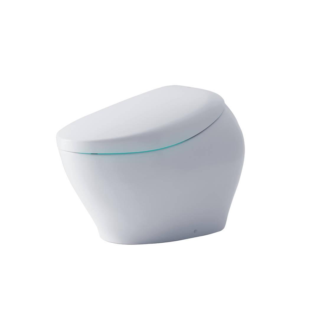 Neorest NX2 intelligent toilet. (Courtesy TOTO)