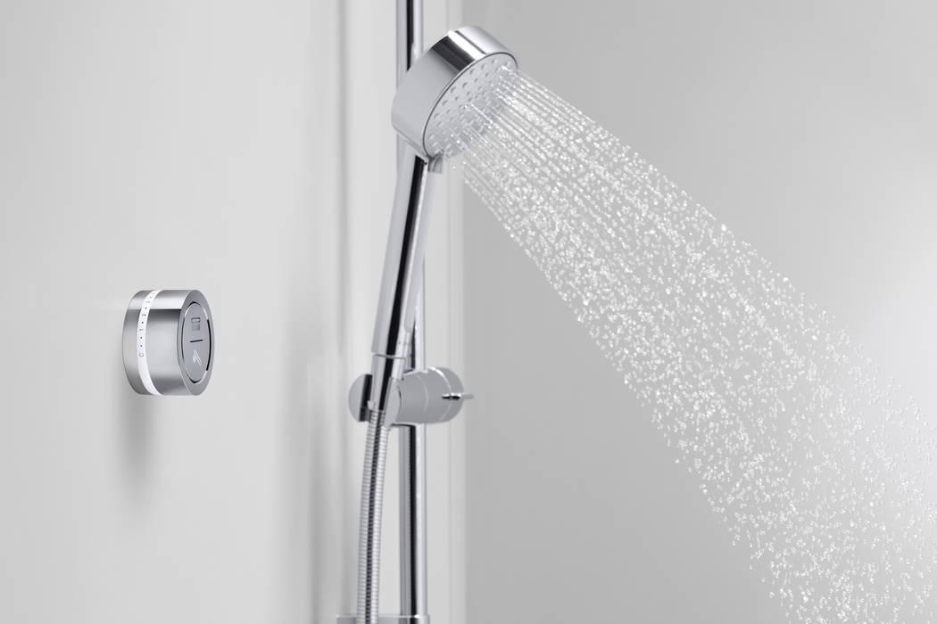 Kohler DTV Mode digital shower system. (Courtesy Kohler)