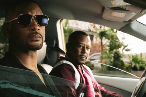 """Will Smith and Martin Lawrence star in Columbia Pictures' """"Bad Boys for Life."""" (Sony Pictures)"""