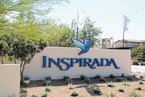 Inspirada fell from ninth in the rankings in 2018 to 13th in 2019. It had 640 sales. (Inspirada)