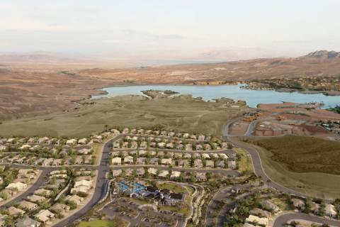 Del Webb at Lake Las Vegas, followed will hold a grand opening Feb. 8. (Del Webb)