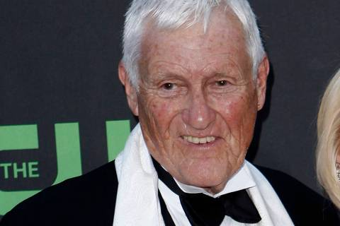 Actor and comedian Orson Bean arrives at the Daytime Emmy Awards in Los Angeles in 2009. (AP P ...