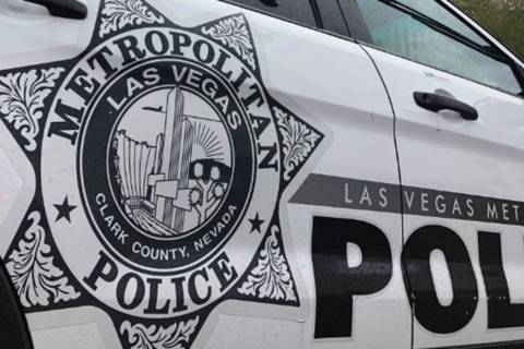 The Las Vegas Police Protective Association files a complaint on Tuesday, Feb 11,2020, alleging ...