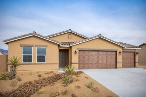 Beazer Homes will showcase its Burson communities Feb. 15-16 from 10 a.m. to 4 p.m. in Pahrump. ...