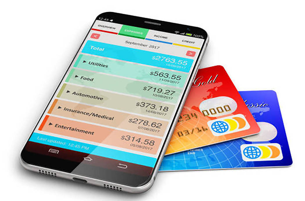 Some family financial budgeting apps will sync to your accounts and some will not. Best advice ...