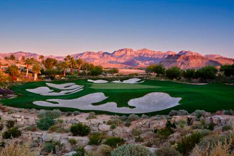 The golf course was designed by Tom Fazio and opened in 2017. (Discovery Land Co.)