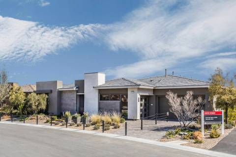 Six model homes, complete with landscaping and many with special upgrades and details typical o ...