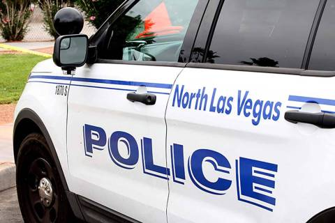 North Las Vegas Police Department (Las Vegas Review-Journal)
