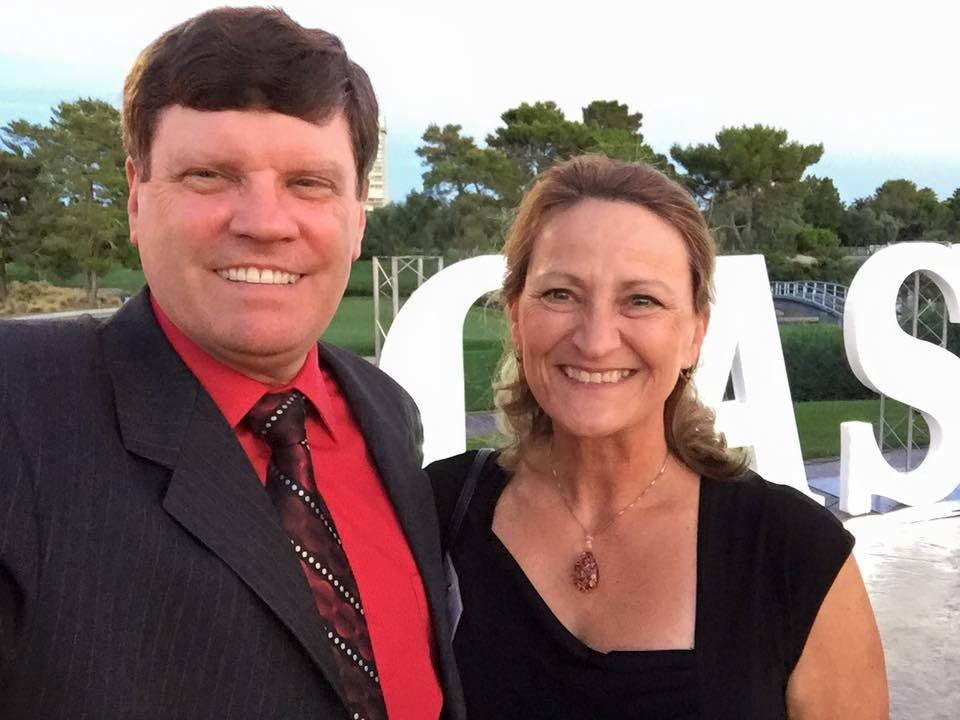 Chris and Debra Larotonda, owners of Photos By Larotonda
