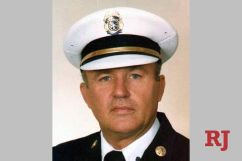 Battalion Chief William Sorensen (Las Vegas Fire & Rescue)