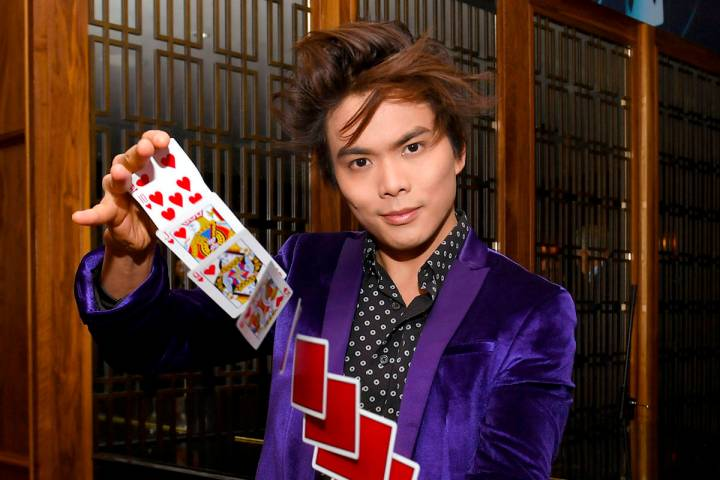 "Two-time ""America's Got Talent"" champ Shin Lim has extended his residency at the Mirage through ..."