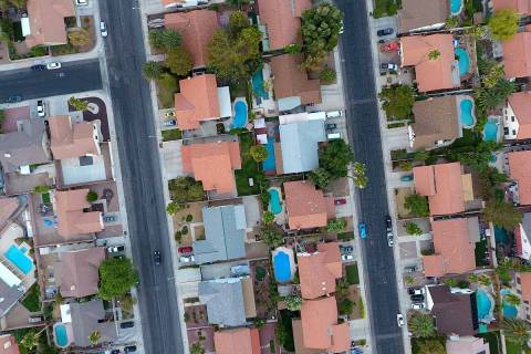 Southern Nevada prices in February were up 3.5 percent from the same month in 2019. (Michael Qu ...