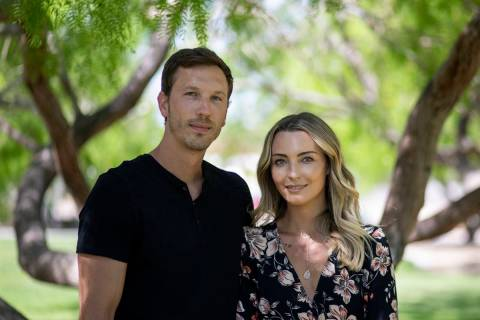 James Probst and Stepfanie Tyler, a married couple under contract to buy a newly built house, s ...