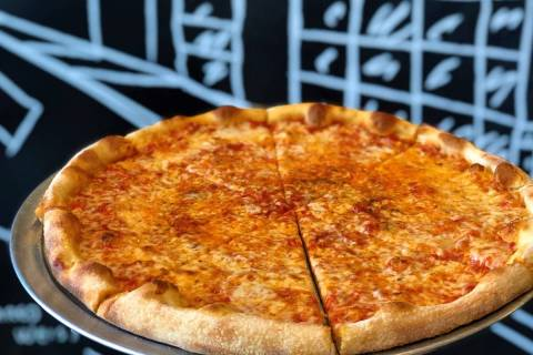 Cousins New York Pizza & Pasta is giving away free cheese pizzas to celebrate its grand opening ...